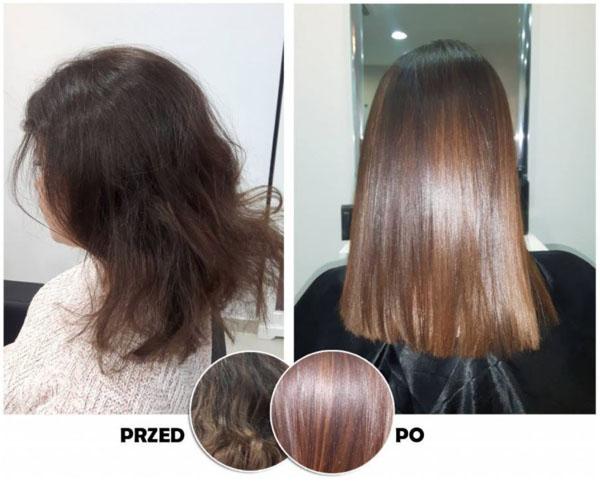 Włosy Idealnie Proste Dowiedź Się Więcej O Keratynowym