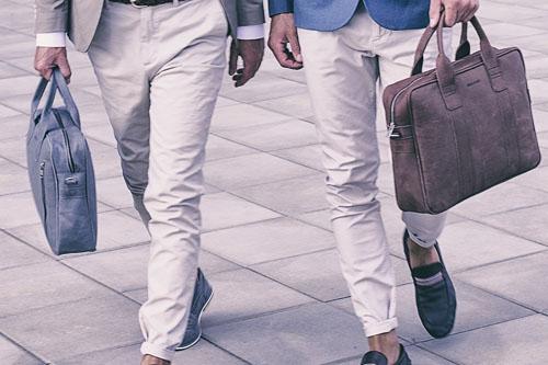 1df16e478664b Zachować klasę w podróży - skórzana torba męska na weekend