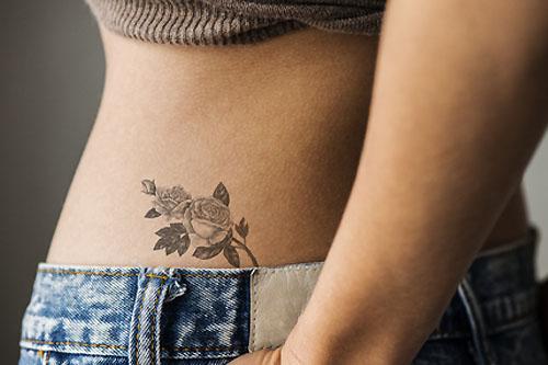 Damskie Tatuaże Historia Rodzaje Wzory Kolorystyka Trendy