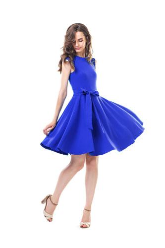 Jakie Dodatki Dobrac Do Chabrowej Sukienki